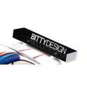 Bittydesign Alerón lexan charge 190mm