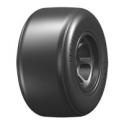 GRP F1 - S2 F10 Delanteras Pegadas en Llantas F104 Negra ruedas para F1 1:10 GFX10-S2