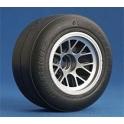 Ride R-1 ruedas delanteras F1 F104 montadas y pegadas
