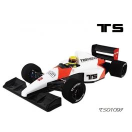Team Saxo Carrocería V2 para F1