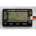 GT Power Comprobador de Capacidad de Baterías con Balanceo