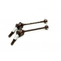 VBC Yaiba Racing Double Universal Joint Axle Set 4130