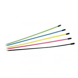 Fastrax Tubos de Antena Multicolor 6pcs