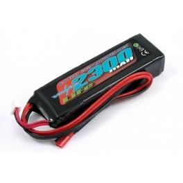 Voltz 2300mAh LiFe 6,6v batería RX