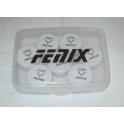 Fenix Caja para Tarritos de Silicona