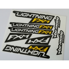 VBC Lightning FXM Adhesivos Cortados