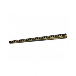Arrowmax Galga ultra-fina de altura 2-8mm (0.1mm)