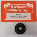 RW Racing Corona Mecanizada 64P para Diferencial de Bolas