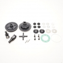 VBC Precision CNC Wide Shaft Gear Diff Set for WildFire/FF18/Ghost/T2/T3/T4 D0312