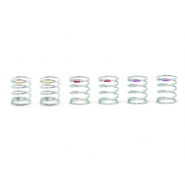 SMJ Silver Line Muelles Progresivos Set (cortos/3pares)