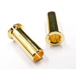MR33 Conectores Adaptadores de 5mm a 4mm