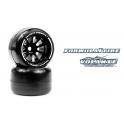 Volante F1 Rear Rubber Slick Tires Asphalt Super Soft Compound Preglued