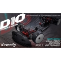 VBC WildFireD10 Touring 1/10 190mm Kit + camiseta VBC Spain + Portes gratis