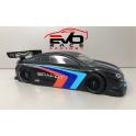 EVO RACE BM4-GT 1/10 190mm Clear Body