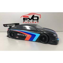 EVO RACE BM4-GT Carrocería 1/10 190mm
