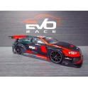 EVO RACE ARS3 FWD 1/10 190mm Clear Body