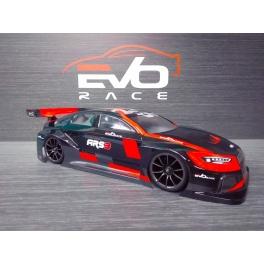 EVO RACE ARS3 Carrocería FWD 1/10 190mm