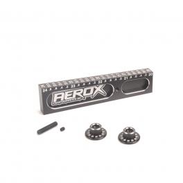 Aerox Galgas de Droop y Discos para Touring