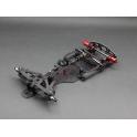 Roche Rapide F1 EVO2 1/10 Competition F1 Car Kit Narrow Edition -4mm RIDE/HUDY
