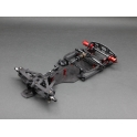 Roche Rapide F1 EVO2 1/10 Competition F1 Car Kit Narrow Edition -4mm