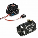 Hobbywing Combo Justock XR10 G3 60A + Xerun Justock 3650 SD G2.1 Motor Brushless