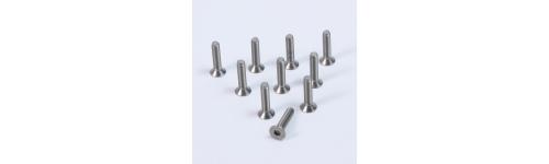 Titanium hardware