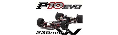 Roche P10W EVO 235mm