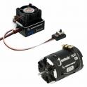 Hobbywing Combo Justock XR10 60A + Xerun Justock 3650 SD G2.1 Motor Brushless