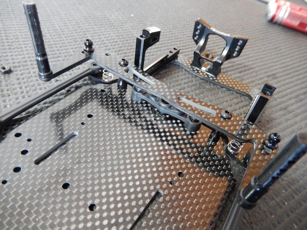 Soporte central montado en chasis de VBC LightningFXM